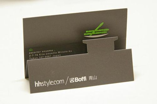 15 attractive folding business cards business card designs 15 attractive folding business cards colourmoves