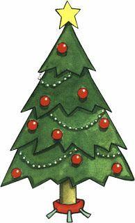 interesting resultado de imagen para imagenes de arboles de navidad para imprimir with dibujo arbol navidad para imprimir - Dibujo Arbol De Navidad