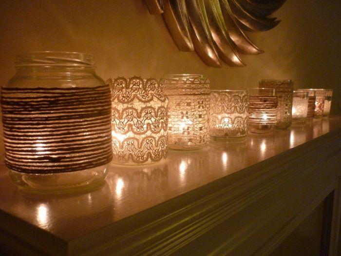 deko ideen selbermachen tipps und tricks f r ihr zuhause diy home decoration pinterest. Black Bedroom Furniture Sets. Home Design Ideas