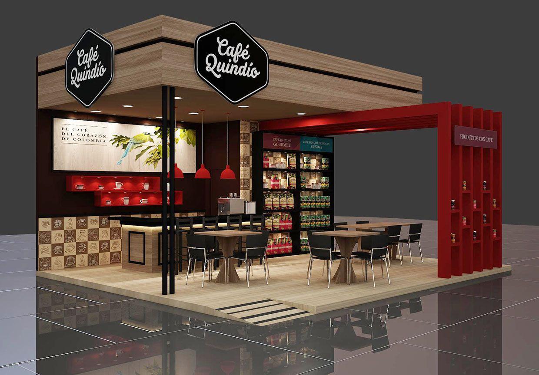 Nestle Exhibition Booth : Pin de carlos en diseño stands quiosco