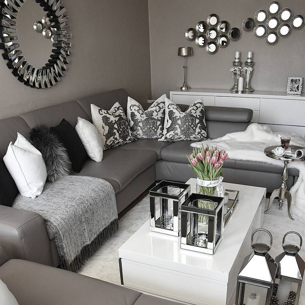 49 Elegant Gray Living Room Ideas For Amazing Home Gray Living
