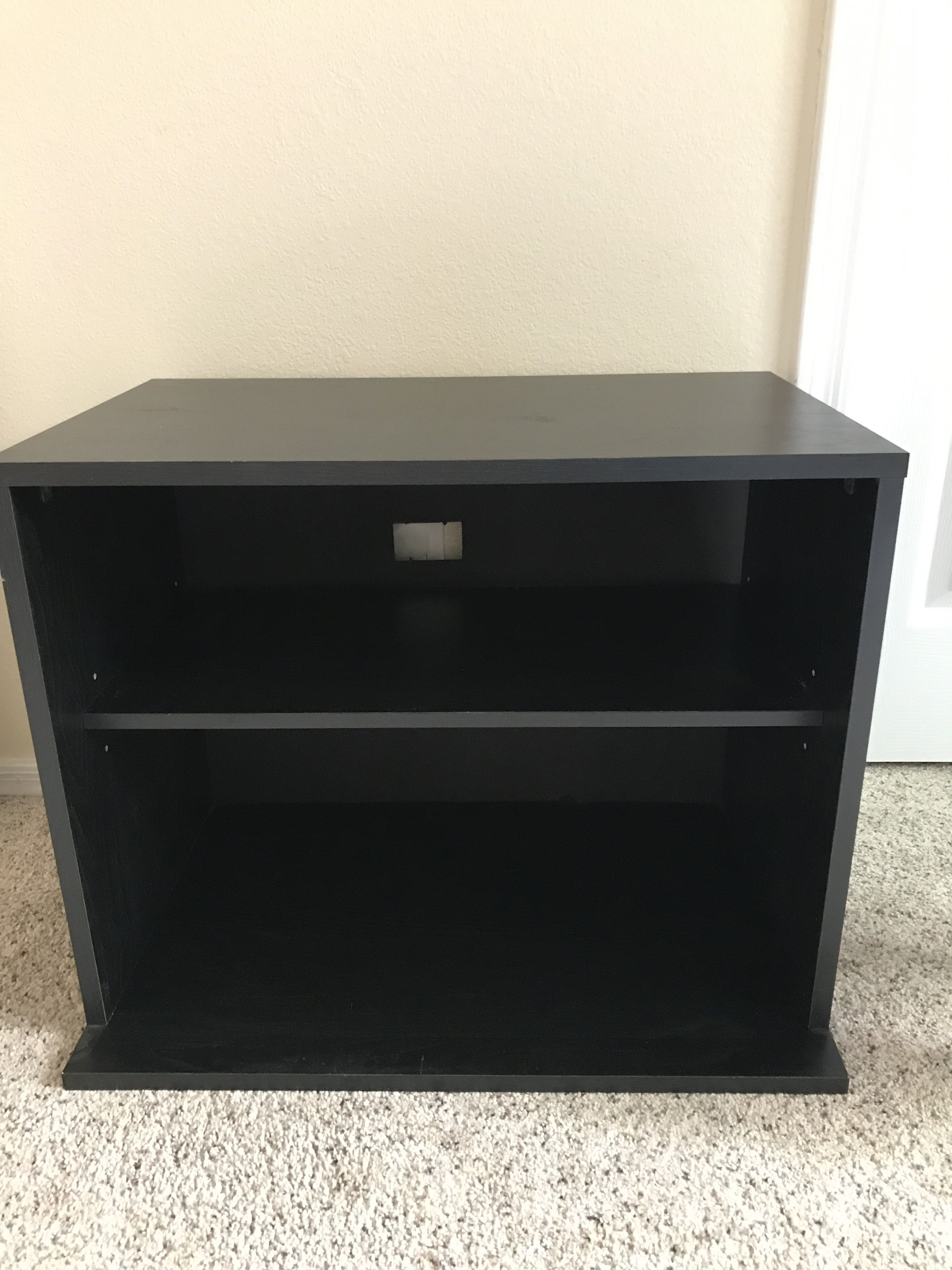 Small black tv stand | A GOOD FIND - Your Local Marketplace