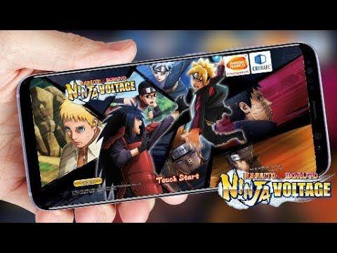 Naruto X Boruto Ninja Volt For Android Apk Download Boruto