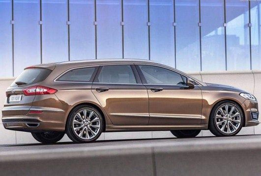 Vignale Ford Mondeo Ford S Luxury Ram Most Reliable Luxury Cars