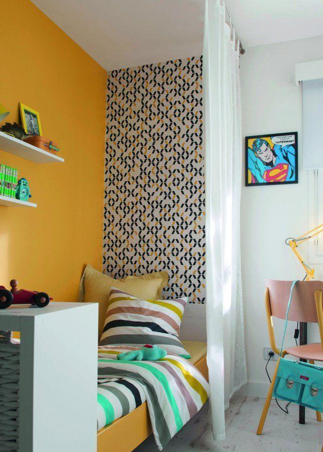 Gelbe Kartonfarbe - Castorama   Idée de décoration ...