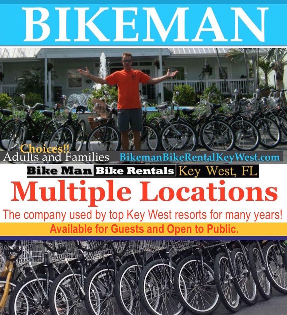 Key West bicycles