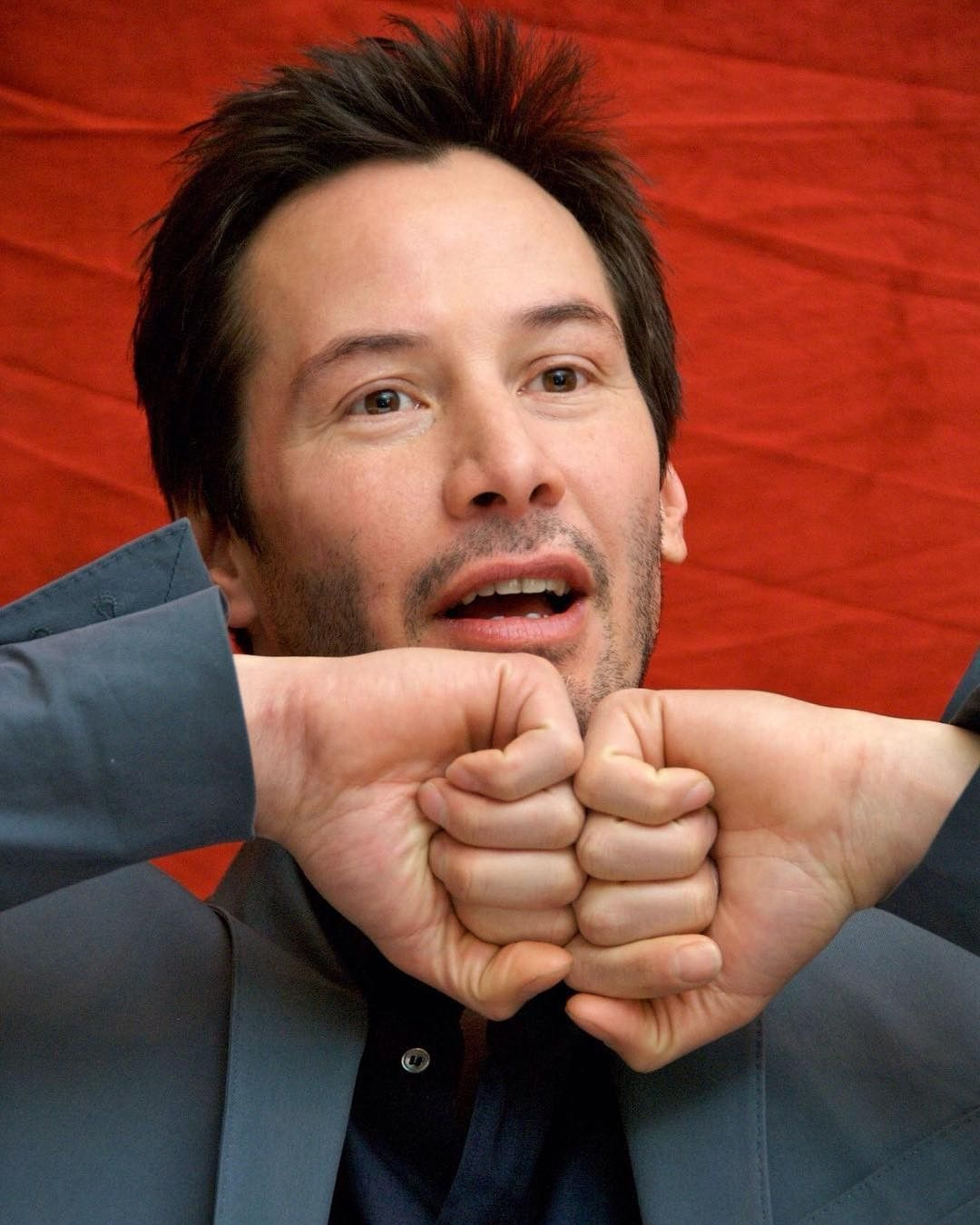 Pin on Keanu Reeves, You are so special