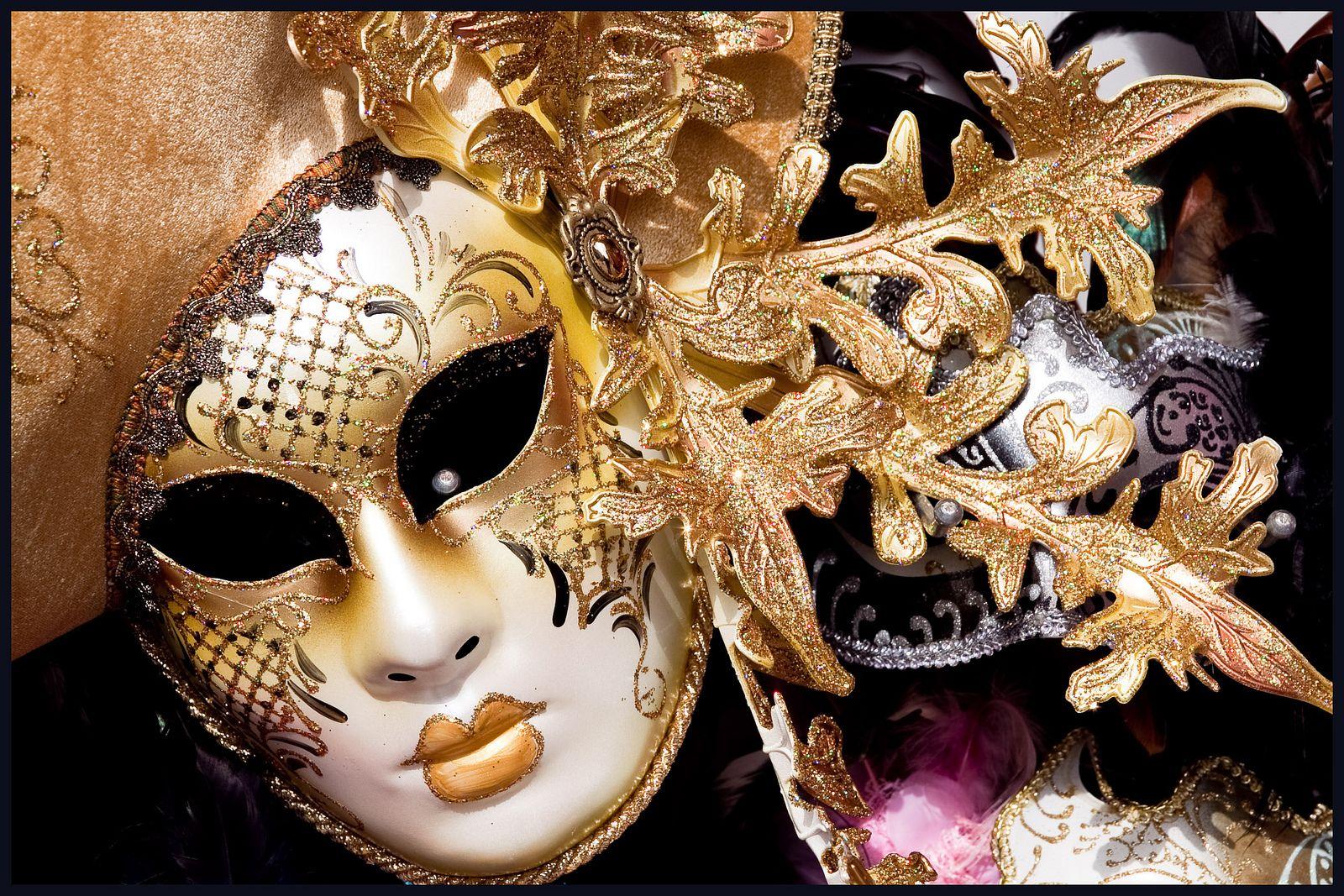 masker in venetie