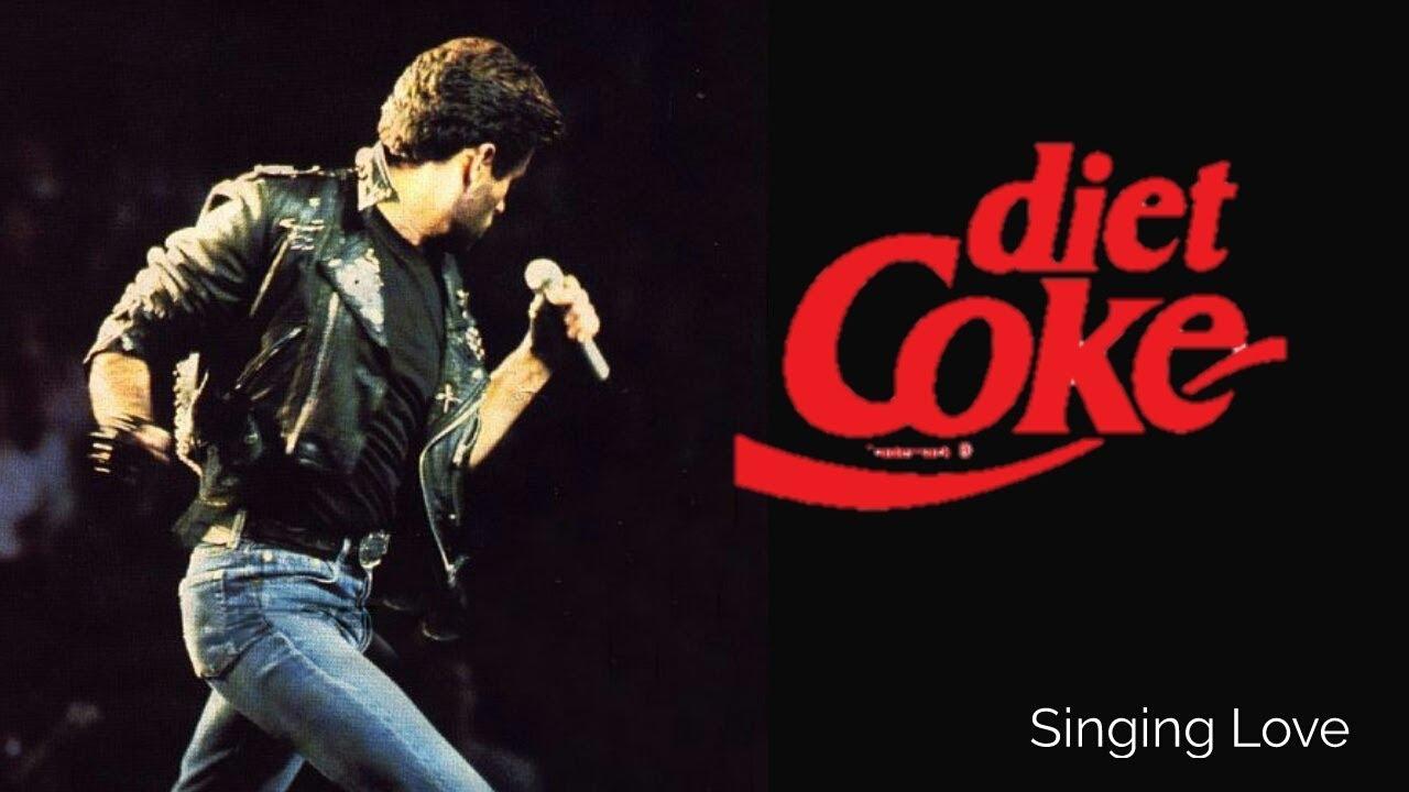 Matador Of Music George Michael S Diet Coke Commercial George Michael Diet Coke Commercial Diet Coke