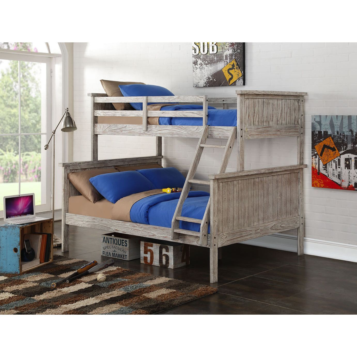 Bunk Beds Highlight Childhood Like Nothing Else This Set Of Bunk