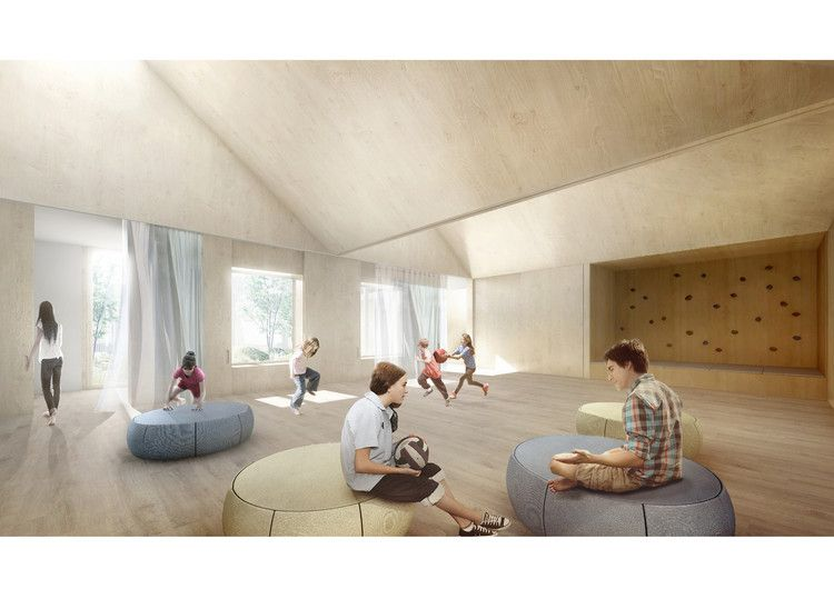 CREO Arkitekter and JAJA to Design Home for Children with Autism ...