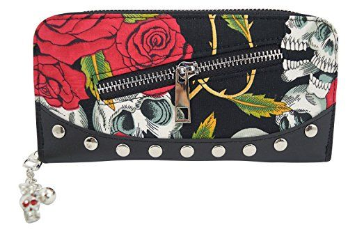 Banned Rockabilly Goth Forever Love Skull & Red Roses Zip... http://www.amazon.com/dp/B01FOHH01U/ref=cm_sw_r_pi_dp_SALsxb1CPRXQB