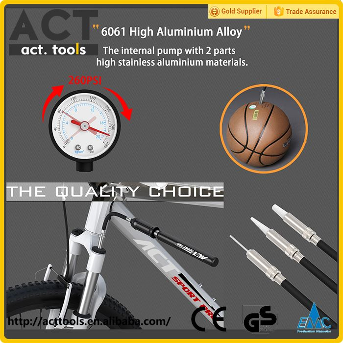 Hot Selling High Pressure Bicycle Air Pump It S Our Own