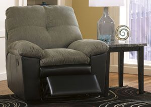 Hodgson Pewter Rocker Recliner At Home Furniture Store Living