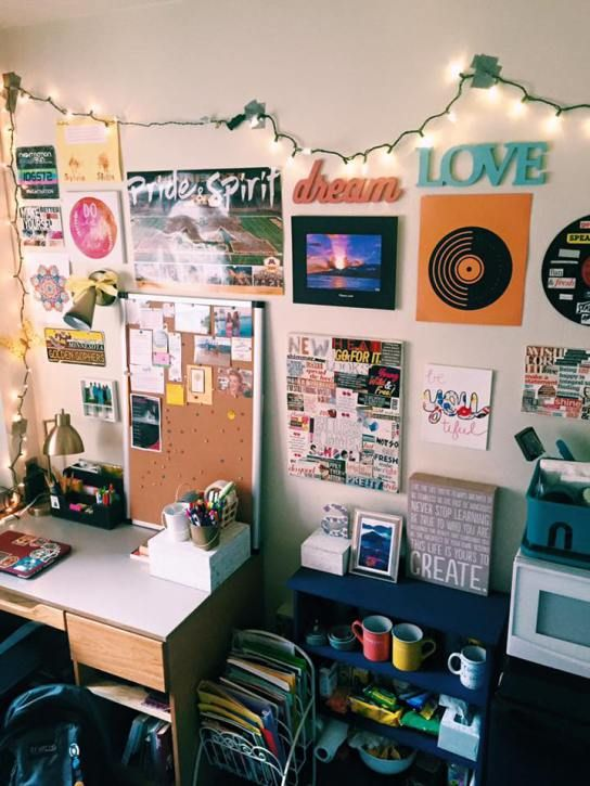 Art Décor: Dorm Room, Dorm Decorations