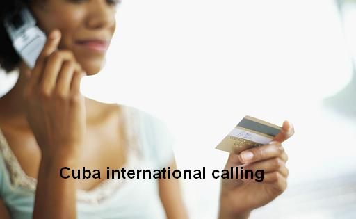 if you live in usa from cuba you always need cheap international calling plans for making calls to cuba in this article you can know the best - Cuba Calling Card