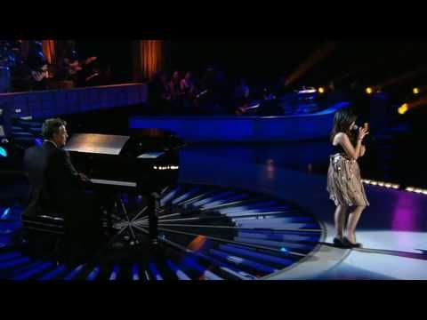 Charice In Vegas With David Foster Bodyguard Medley Singing Videos Music Concert The Fosters