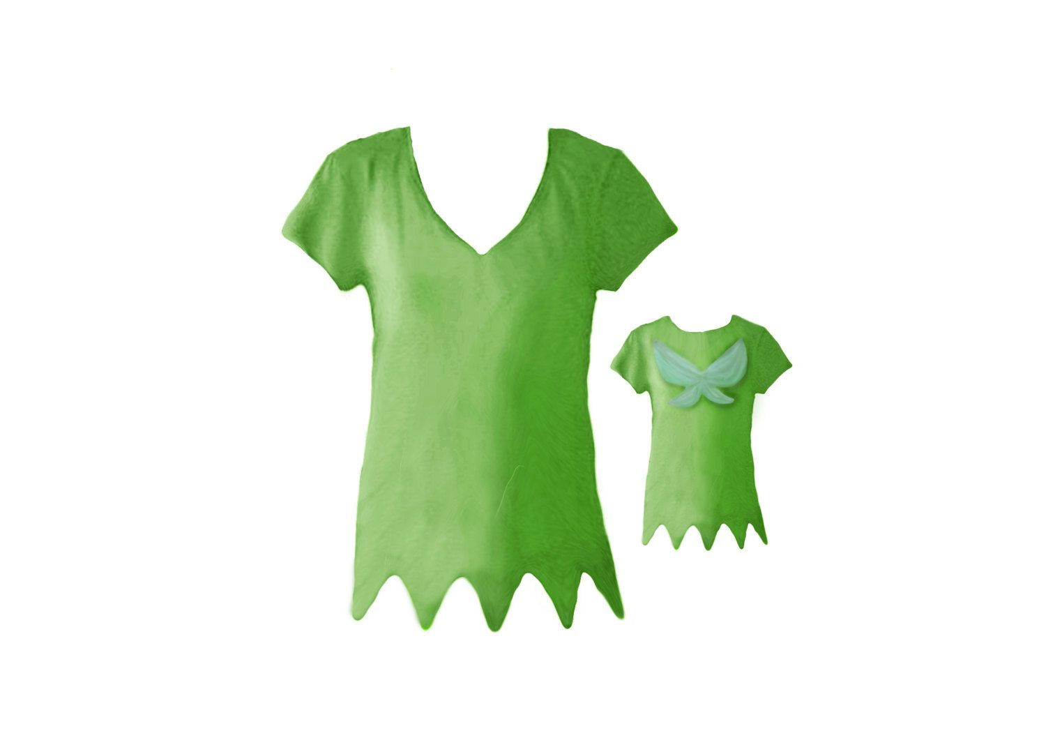 Princess Fairy Tinkerbell tshirt Disney Made to by ChicByAmber ...