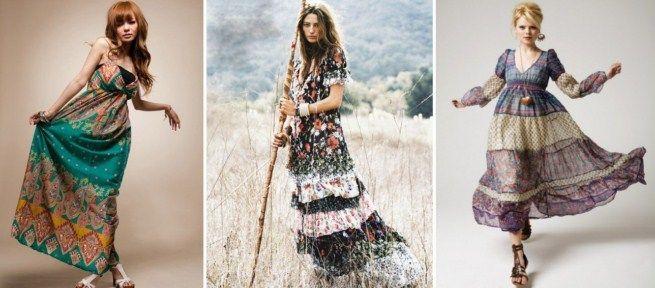 Pin De Daniela Saley En My Style Hippy Largos