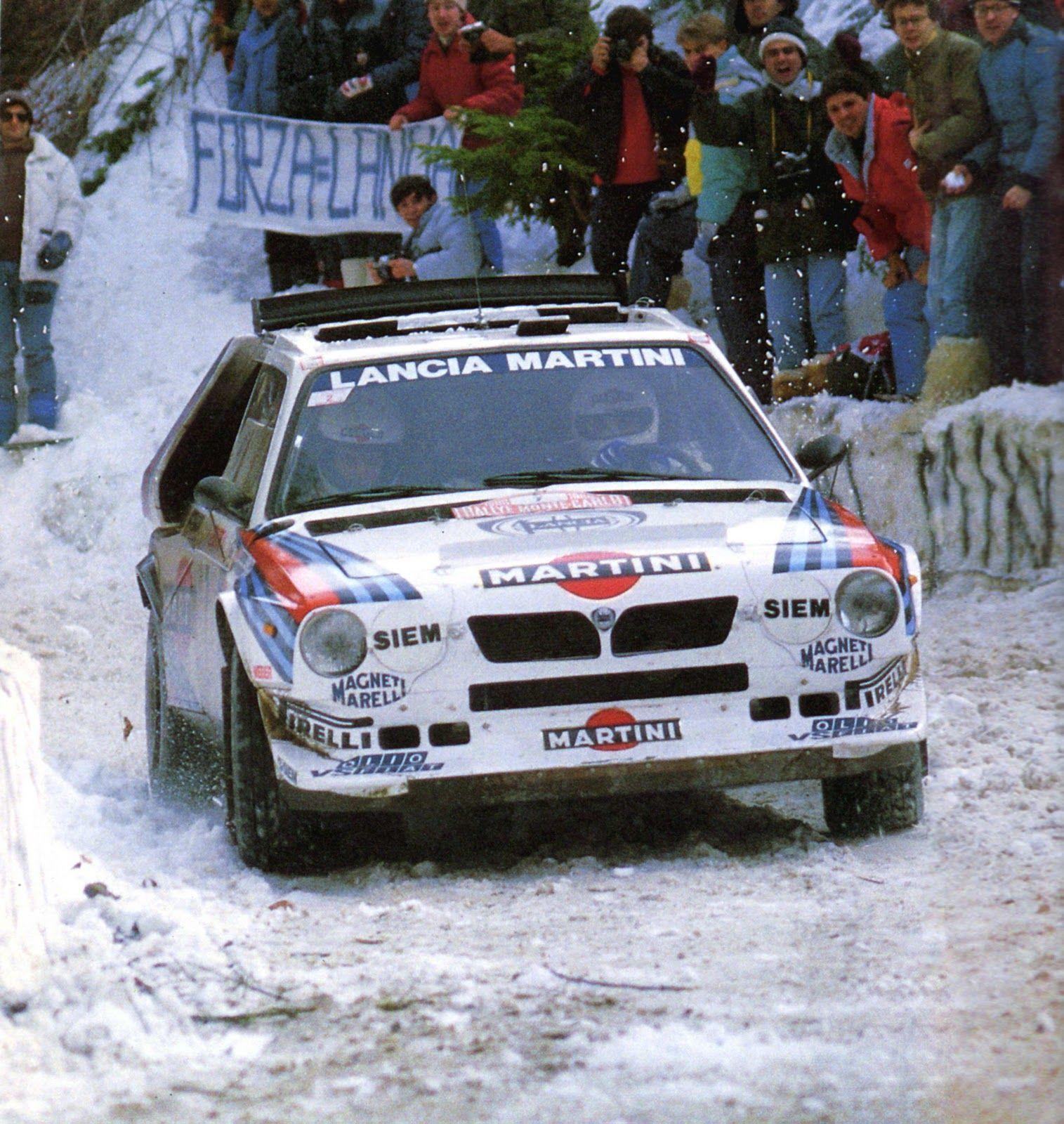 [Aoshima Beemax ] 1/24 Lancia Delta S4 Rallye de Monte Carlo 1986 0e98db0a8d5232950cde16c4e359f008