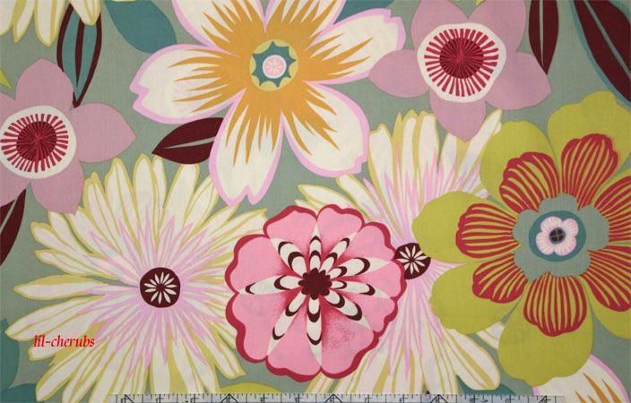 Fashionista Anemone Retro Floral