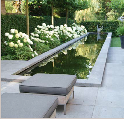 4 styles de bassins copier dans votre jardin water - Bassin zen jardin ...
