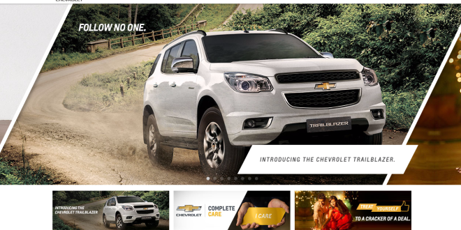 Chevrolet Trailblazer India Launch In October Makes It To Chevy