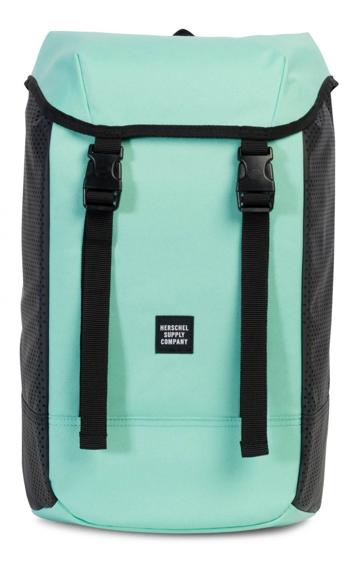 9e7258293d7 Herschel Iona Backpack Aspect Poly Lucite Green Black
