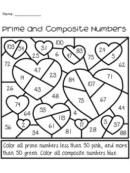 math worksheet : 1000 images about math  todo worksheets on pinterest  puzzles  : Math Worksheets Prime And Composite Numbers