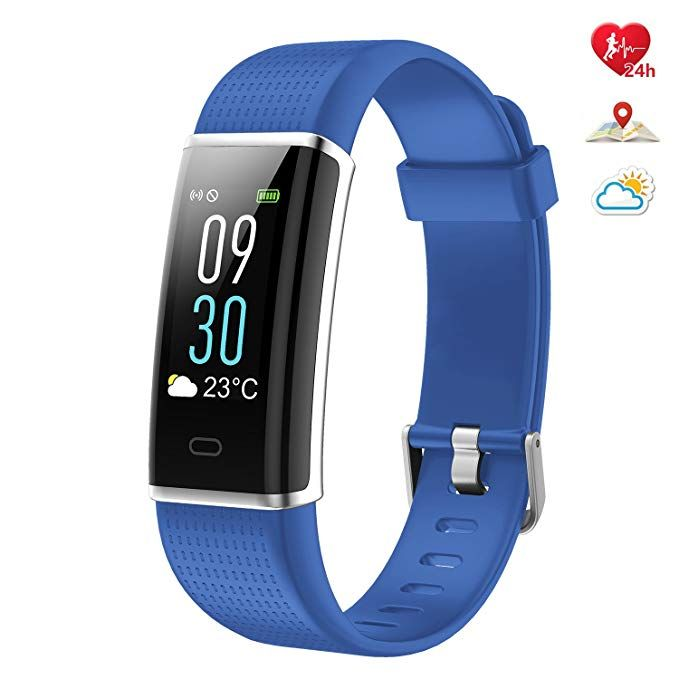 Semaco Fitness Tracker, Color Screen Heart Rate Monitor
