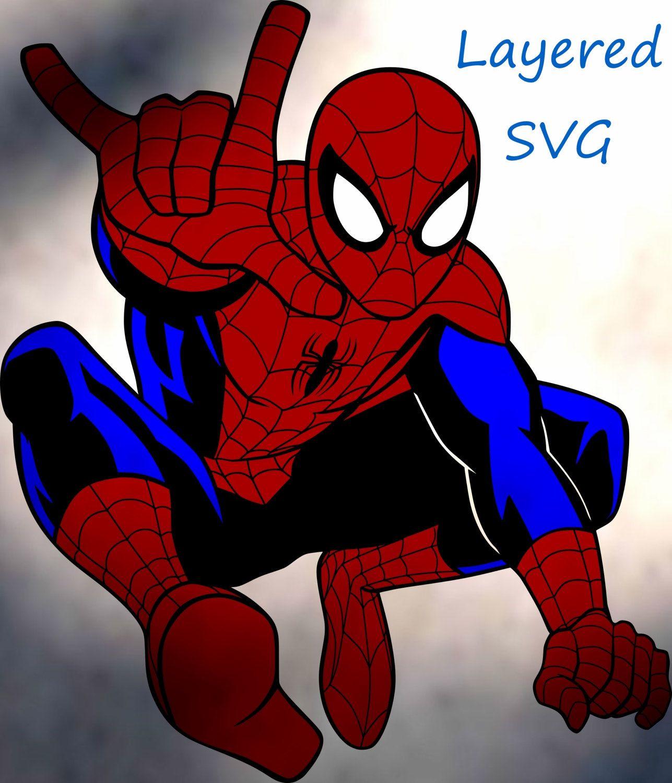 spiderman svg spiderman svg png jpeg marvel svg design made for