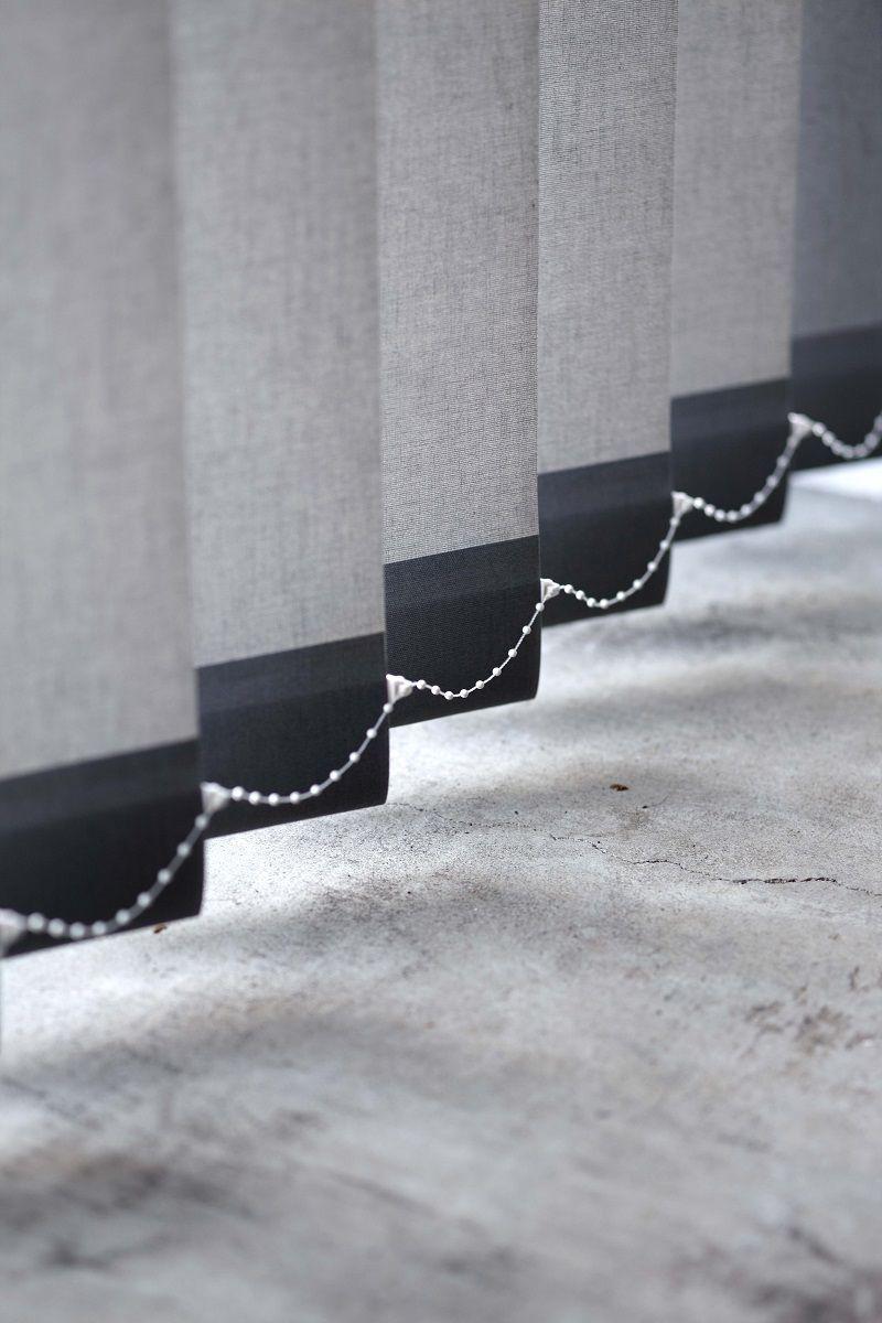 Verticale jaloezie van bece® #verticale #jaloezie #raamdecoratie #zonwering #bece #interieur