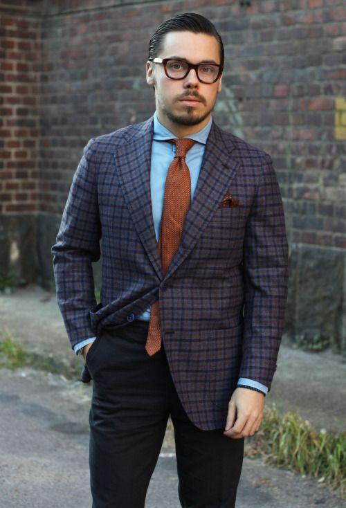 Office casual - seasonal sport coats and flannel trousersLast ...