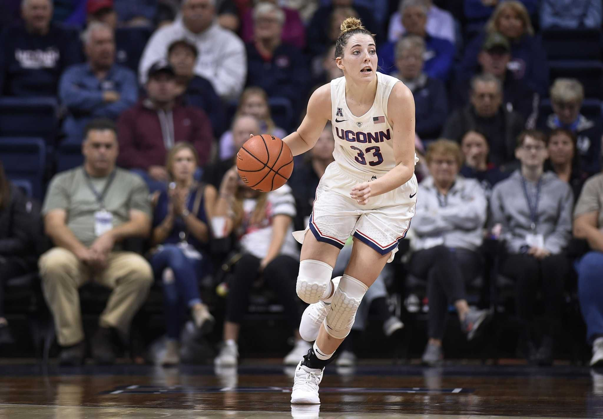 Women's college basketball gameday Ohio State vs. UConn