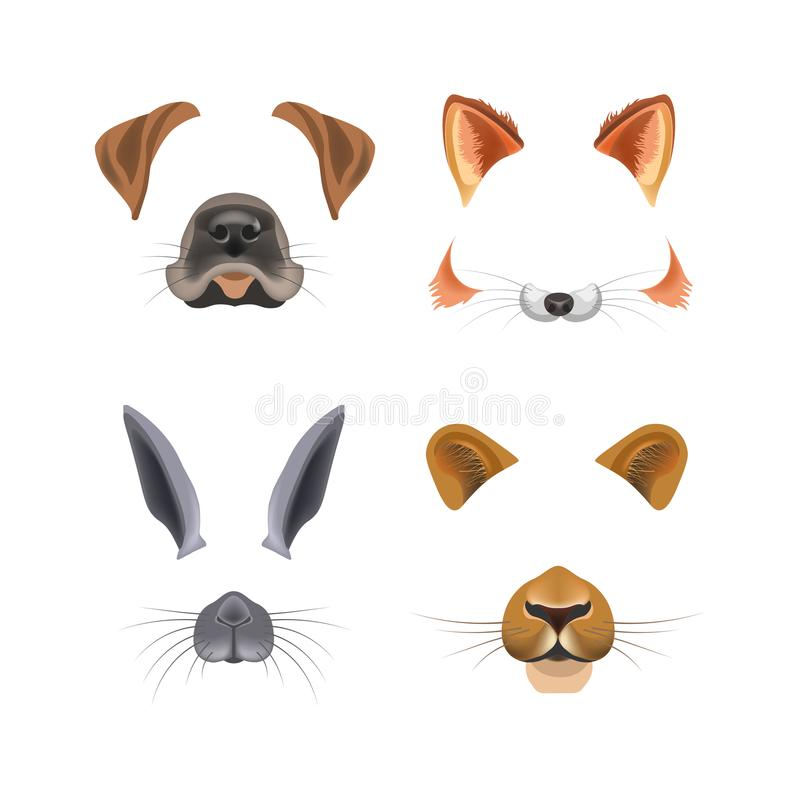 20+ Free Animal Nose Clipart