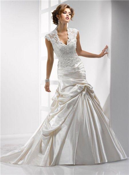 Spectacular Boho Berta Long Beach Wedding Dresses With Sexy Spaghetti Straps Deep V Neck Lace A