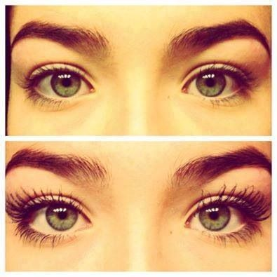 Amp up both the length and volume of your own lashes with 3D Fiber ...
