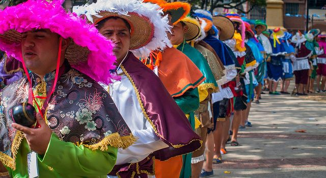 Traditional dress of Venezuela: Not complicated but ...