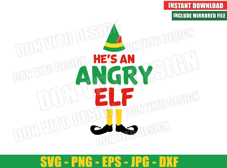 Pin On Buddy The Elf Svg Cut Files Clipart
