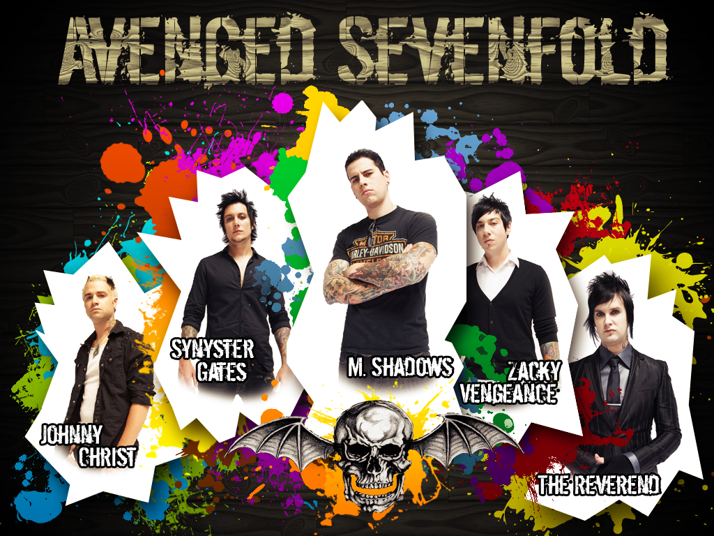 A7x pics 0komentar on wallpaper avenged sevenfold favorite avenged sevenfold members and arin illejay voltagebd Images