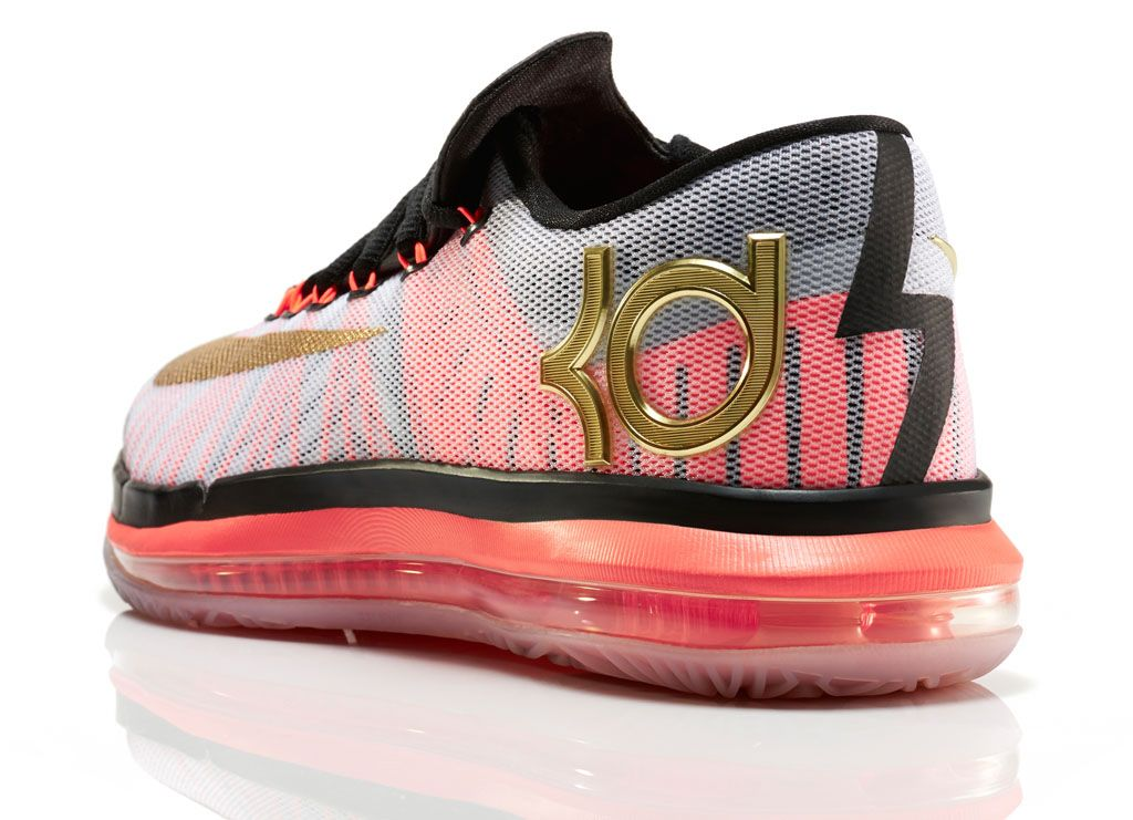 Nike KD VI 6 Elite Series Gold (4)