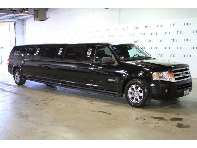 Used 2008 Ford Expedition Stretch SUV DaBryan - $37,900 - LimoForSale.com