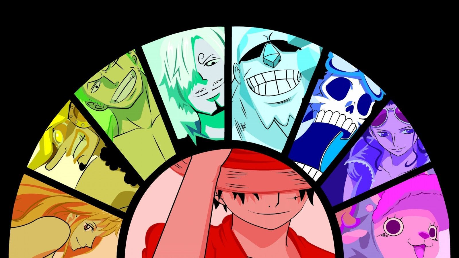 One Piece New World Wallpapers Wallpaper Cave One Piece Crew