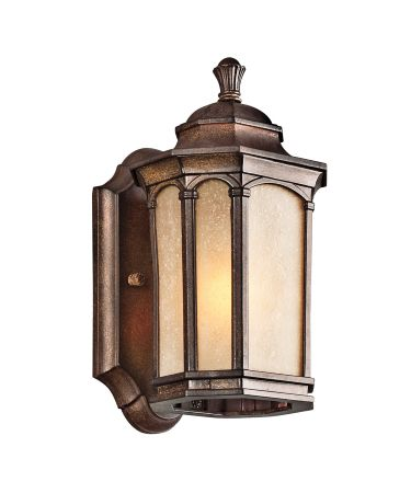 Kichler 49029 Duquesne 1 Light Outdoor Wall Light