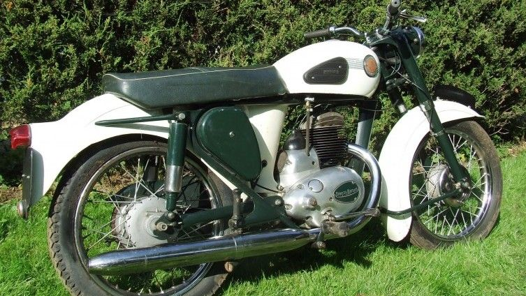 1959 Francis Barnett Cruiser 84 250cc Single Cylinder
