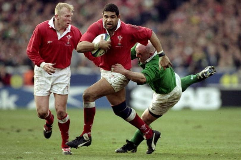 Colin Charvis Puts Grannygate Scandal To Bed As Dna Reveals He Is Welsh International Rugby Rugby Union Welsh Rugby