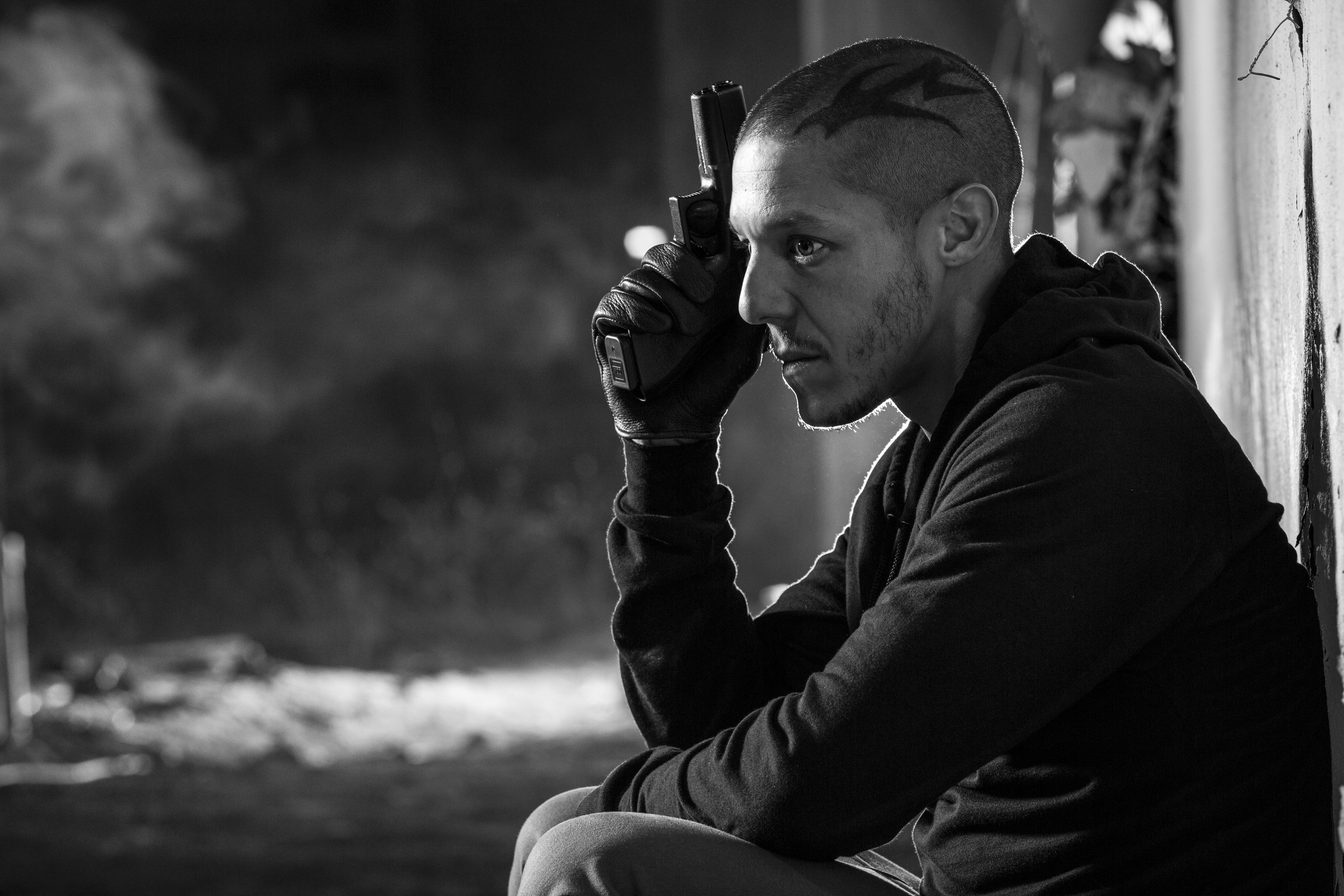 "Sons of Anarchy S7 Theo Rossi as ""Juice"""