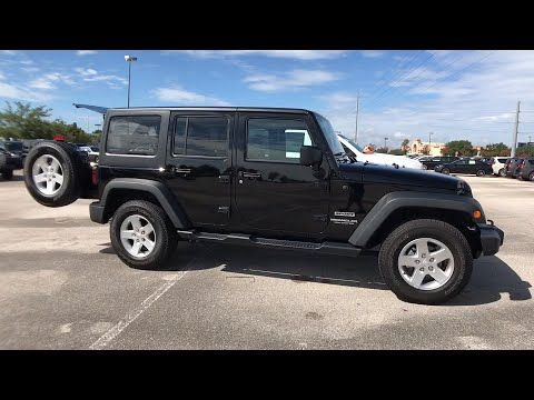 2016 Jeep Wrangler Unlimited Orlando Deltona Sanford Oviedo Winter