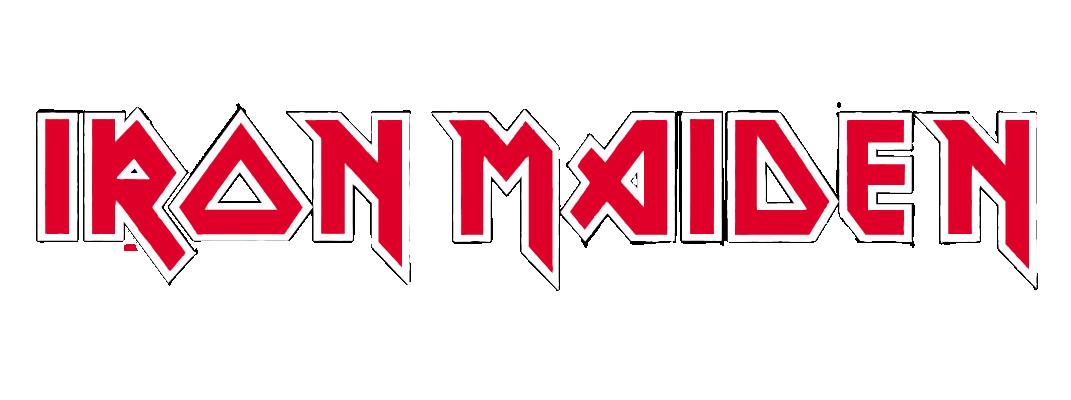 Iron Maiden Logo Iron Maiden Iron Maiden Band Band Logos