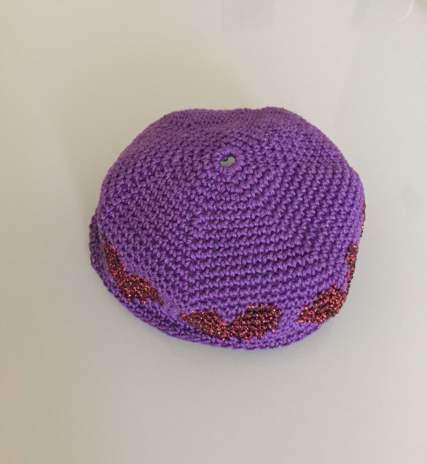 Perfect Knit Kippah Pattern Adornment - Easy Scarf Knitting Patterns ...